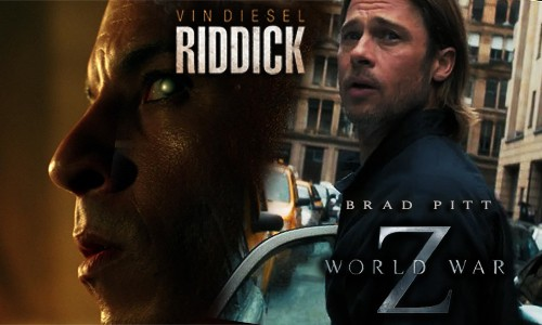 Riddick si World War Z