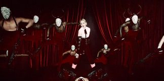 Madonna Living For Love
