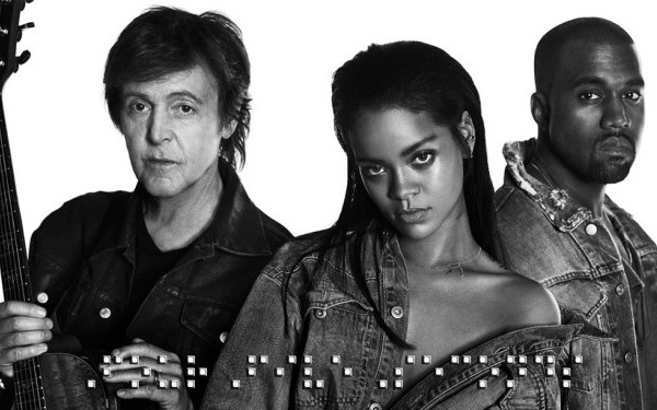 Rihanna FourFiveSeconds