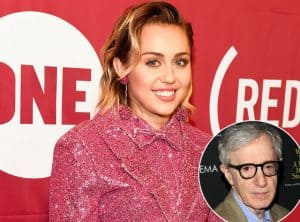 Miley Cyrus Woody Allen film