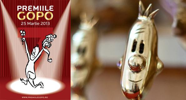 Premiile GOPO 2013 Lista peliculelor nominalizate