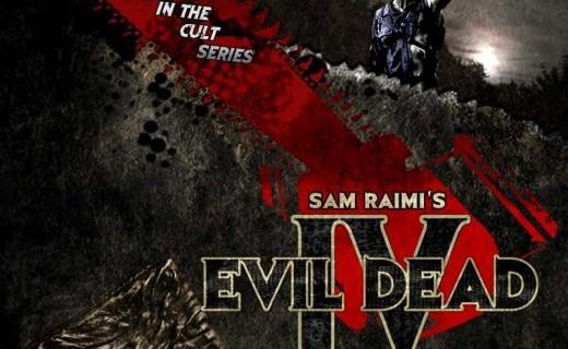 Evil Dead 4, planuit de regizorul seriei Spiderman