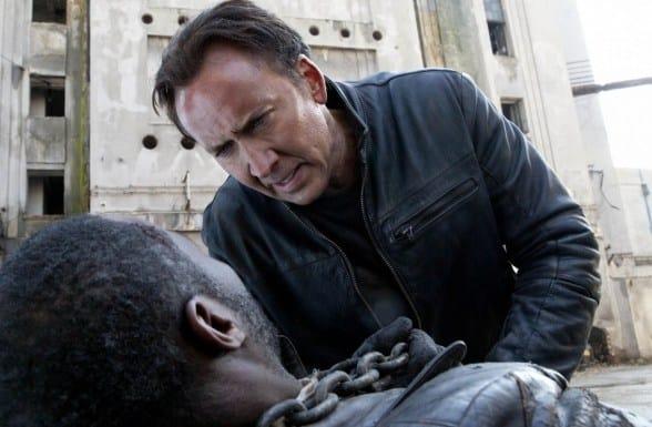 Fara Nicolas Cage in Ghost Rider 3