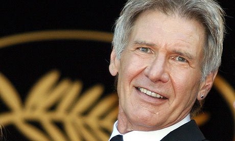 Harrison Ford in postura de prezentator TV din nou
