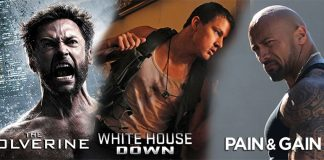 Lansare trailere: The Wolverine, Pain and Gain si…