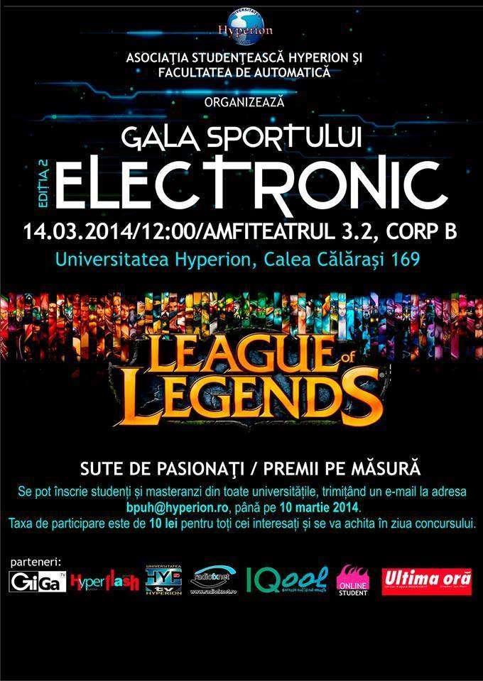 Gala Sportului Electronic