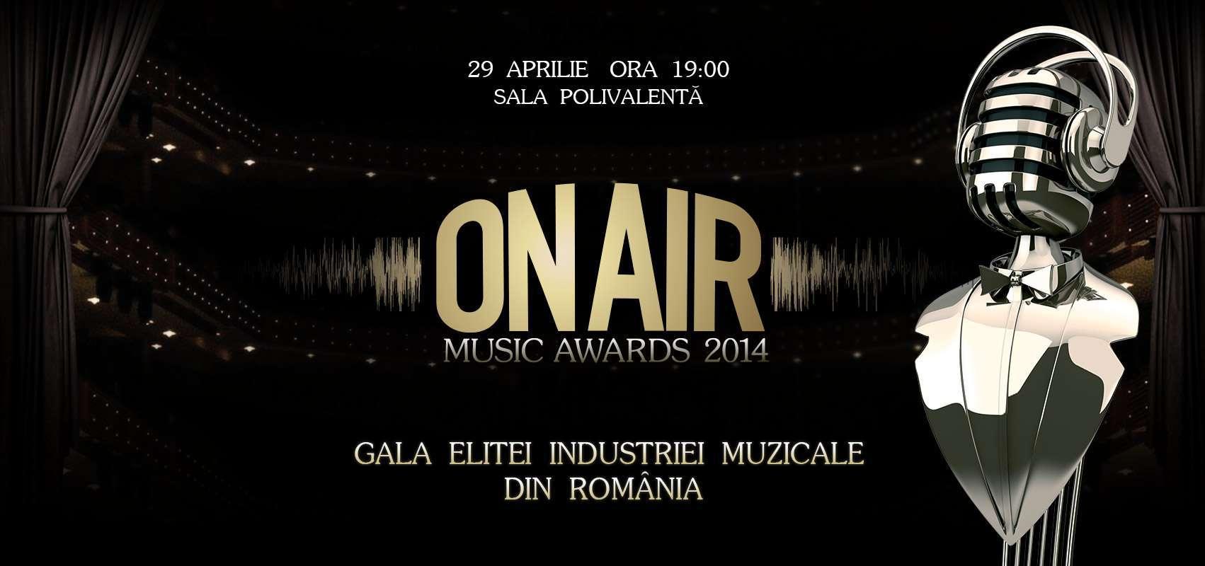 On Air Music Awards 2014