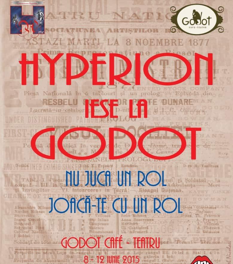 Hyperion iese la Godot 2015