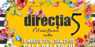 Concert Directia 5 2016